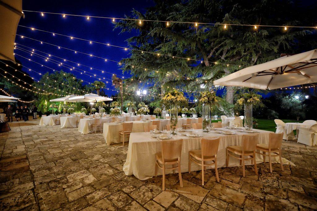villa ciccorosella matrimonio