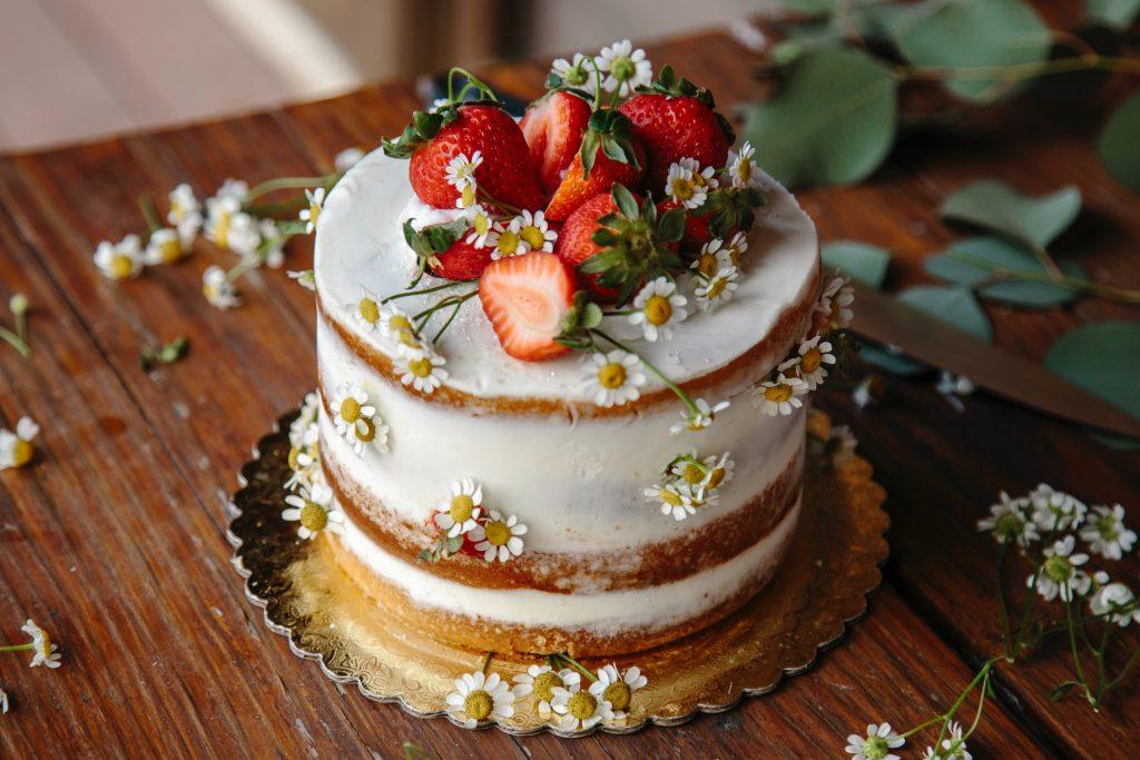 torta naked cake