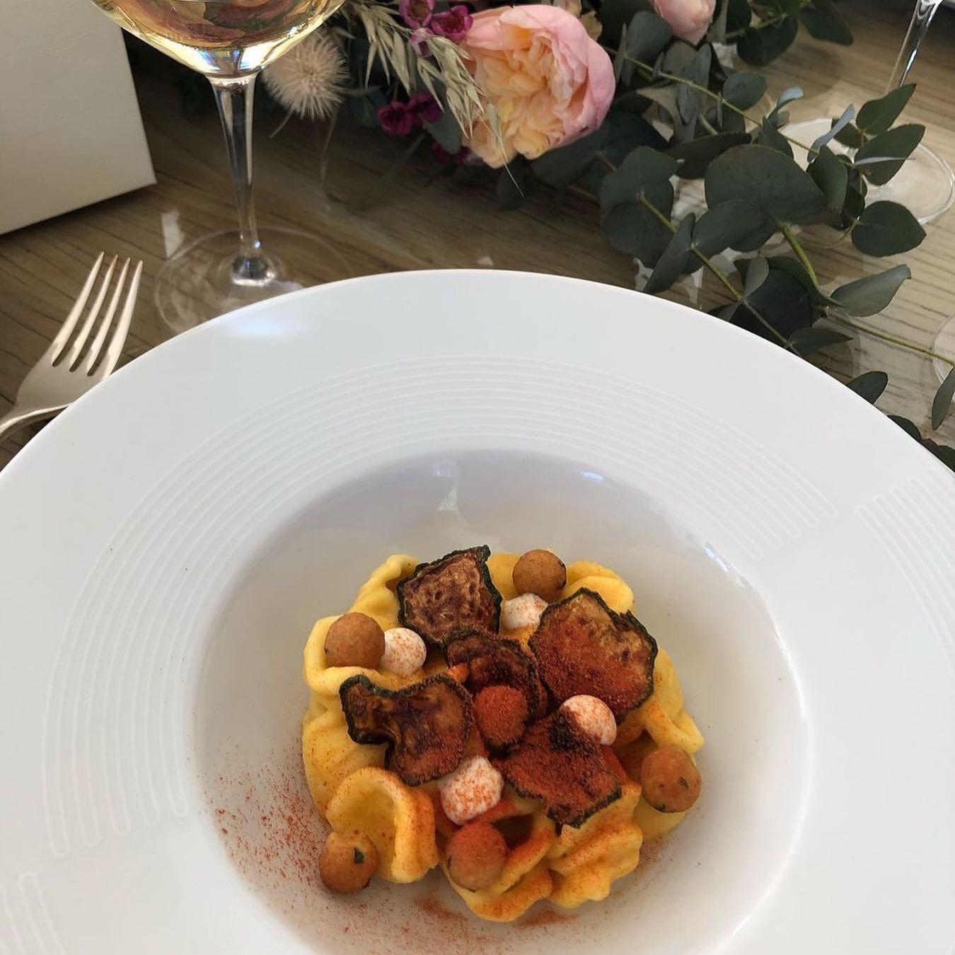 menù matrimonio a villa ciccorosella