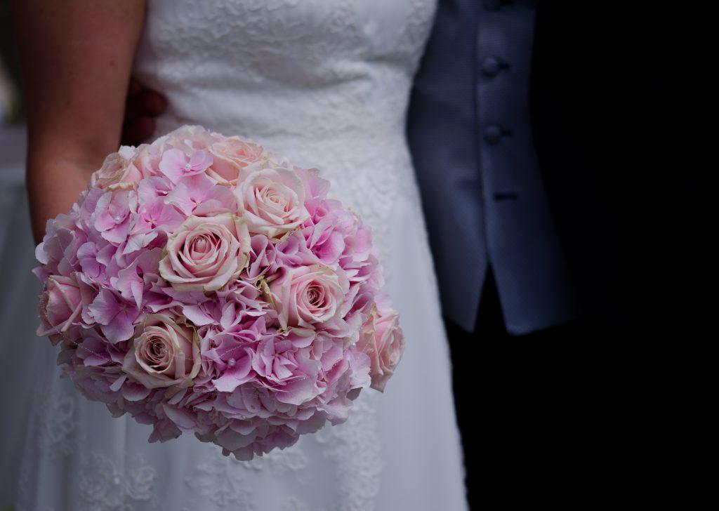 bouquet sposa rotondo